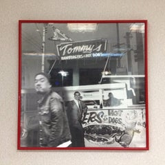 Photo taken at Original Tommy's Hamburgers by RBST on 1/17/2014