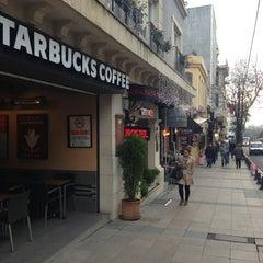 Photo taken at Starbucks by D.Г. on 12/27/2012