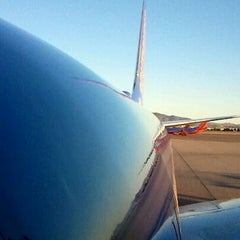 Photo taken at Will Rogers World Airport (OKC) by Manny M. on 4/22/2012