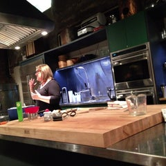 Photo taken at The Brooklyn Kitchen by Alisa S. on 11/16/2012