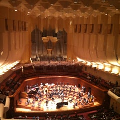 Photo taken at Louise M. Davies Symphony Hall by Soyoung C. on 10/21/2012
