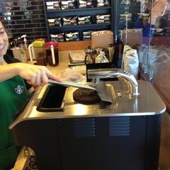 Photo taken at Starbucks by Brad W. on 11/21/2012