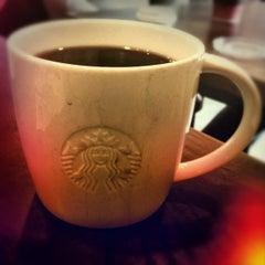Photo taken at Starbucks by Brad W. on 12/8/2012