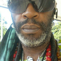 Photo taken at Congo Square by Divine Prince T. on 8/31/2015