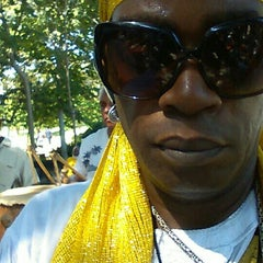 Photo taken at Congo Square by Divine Prince T. on 7/18/2015