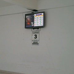 Photo taken at Gedung Unit 5 STMIK AMIKOM Yogyakarta by Lukman F. on 11/22/2012