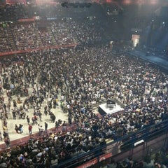 Photo taken at Mediolanum Forum by Alessio A. on 10/27/2012