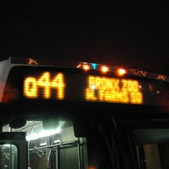Photo taken at MTA MaBSTOA Bus at Westchester Ave (White Plains Rd / Grant Circle / Parkchester): (Bx4, Bx4A, Bx36, Bx39, Q44, BxM6) by 0zzzy on 1/14/2013