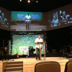 Photo taken at LifePoint Church by Justen M. on 9/8/2013