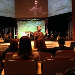 Photo taken at LifePoint Church by Justen M. on 10/20/2013