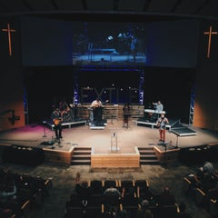 Photo taken at LifePoint Church by Justen M. on 5/18/2014