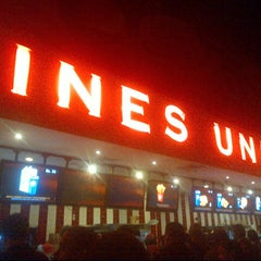 Photo taken at Cines Unidos by Frank A. on 9/16/2012