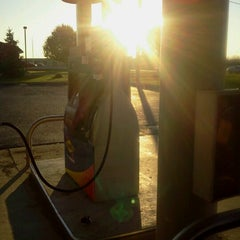 Photo taken at Sunoco by Dick W. on 10/25/2012