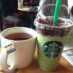 Photo taken at Starbucks (สตาร์บัคส์) by ⓁღⒾღⓉღⓉღⓁღⒺ . on 5/9/2013