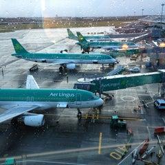Photo taken at Terminal 2 by Sean K. on 12/30/2012