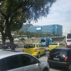Photo taken at Centro Empresarial Cidade Nova (Teleporto) by Flavio A. on 10/8/2015