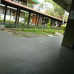 Photo taken at IFAM - Instituto Federal de Educação, Ciências e Tecnologia do Amazonas - Campus Distrito Industrial by Lucas B. on 11/16/2012