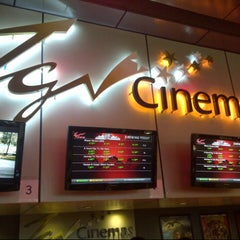 Photo taken at TGV Cinemas by Hidayat A. on 2/11/2013