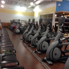 Photo taken at LA Fitness by Patricia R. on 5/17/2014