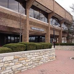 Photo taken at Nichols Library: NPL by Steve Z. on 4/13/2013