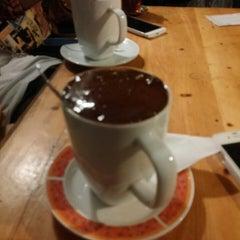 Photo taken at Arka Sokak Cafe by Burcak A. on 3/27/2015