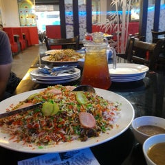 Photo taken at Restoran Qasar Hadramawt by Harith H. on 7/3/2015