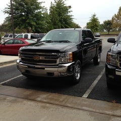 Photo taken at John Megel Chevrolet by Sandi E. on 9/29/2012