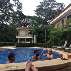 Photo taken at Club De Playa Hotel & Villas Nacazcol Playa Panamá by Angie M. on 8/30/2014