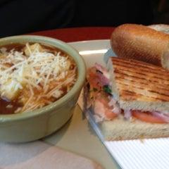 Photo taken at Panera Bread by Randy C. on 1/13/2013
