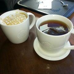 Photo taken at Starbucks Coffee by Daniel P. on 11/22/2012