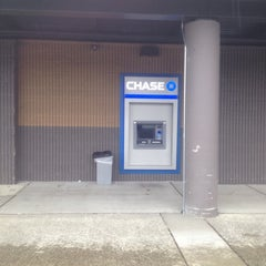 Photo taken at Chase Bank by Josh v. on 3/17/2015