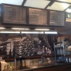 Photo taken at Starbucks by Josh v. on 2/26/2014