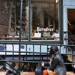 Photo taken at Revolver by Christine P. on 10/8/2013
