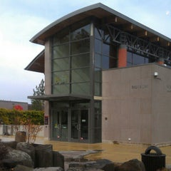 Photo taken at Northwest Museum of Arts & Culture by Leslie T. on 10/31/2012