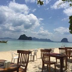 Photo taken at Master Dai Beach Bar by Davood M. on 3/1/2015