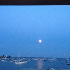 Photo taken at Larchmont Yacht Club by Po Y. on 6/23/2013