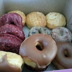 Photo taken at Thomas Donut & Snack Shop by Vernon B. on 2/17/2013