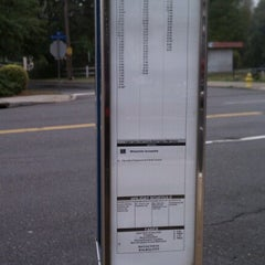 Photo taken at 60 Bus Stop by Thomas Z. on 10/4/2012