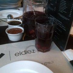 Photo taken at El Diez by Veronica A. on 11/16/2012