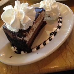Photo taken at The Cheesecake Factory by Chiqui D. on 11/1/2012