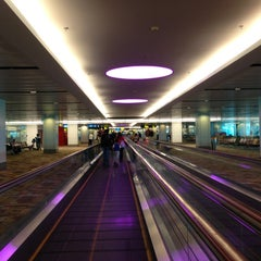 Photo taken at Singapore Changi Airport (SIN) by Daria L. on 7/14/2013