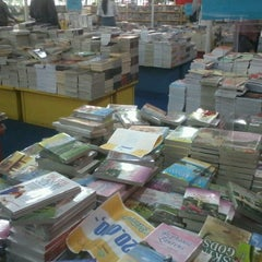 Photo taken at Gramedia by I M. on 11/13/2012