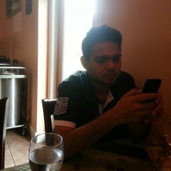 Photo taken at Indian Cuisine by Sushant C. on 10/7/2012