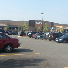 Photo taken at Walmart Supercenter by Tamiko M. on 7/1/2013