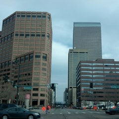 Photo taken at City of Denver by Casey D. on 3/8/2013