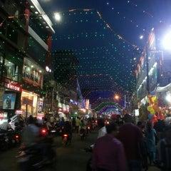 Photo taken at Gandhi Bazaar by Rajesh R. on 11/12/2012