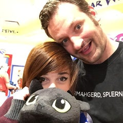 Photo taken at Build-A-Bear Workshop by Paul S. on 5/16/2015