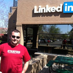 Photo taken at LinkedIn Building 2 by Anil on 3/22/2013