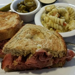 Photo taken at McAlister's Deli by Patrick H. on 12/19/2014