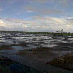 Photo taken at Daniel Z. Romualdez Airport (TAC) by Chaos S. on 11/16/2012